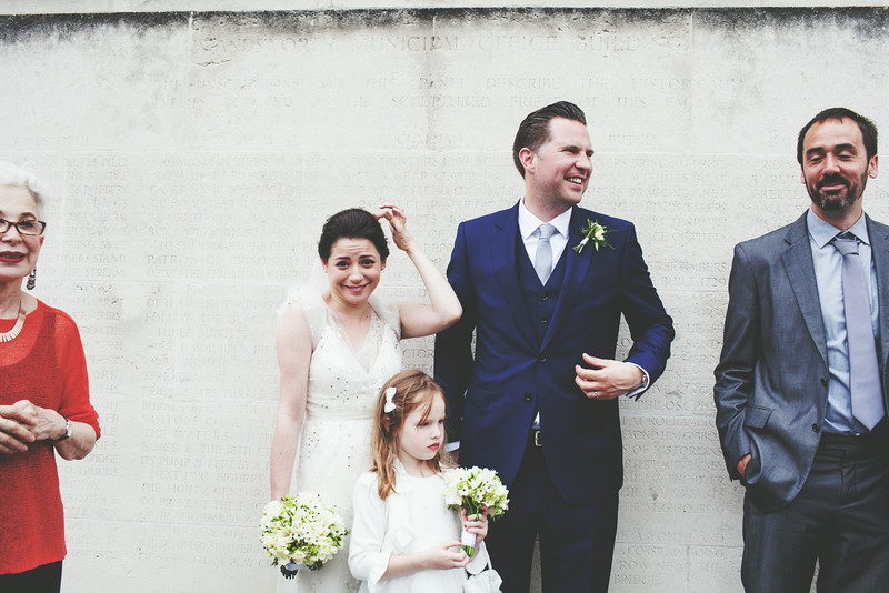 Lily & Duncan's Wedding